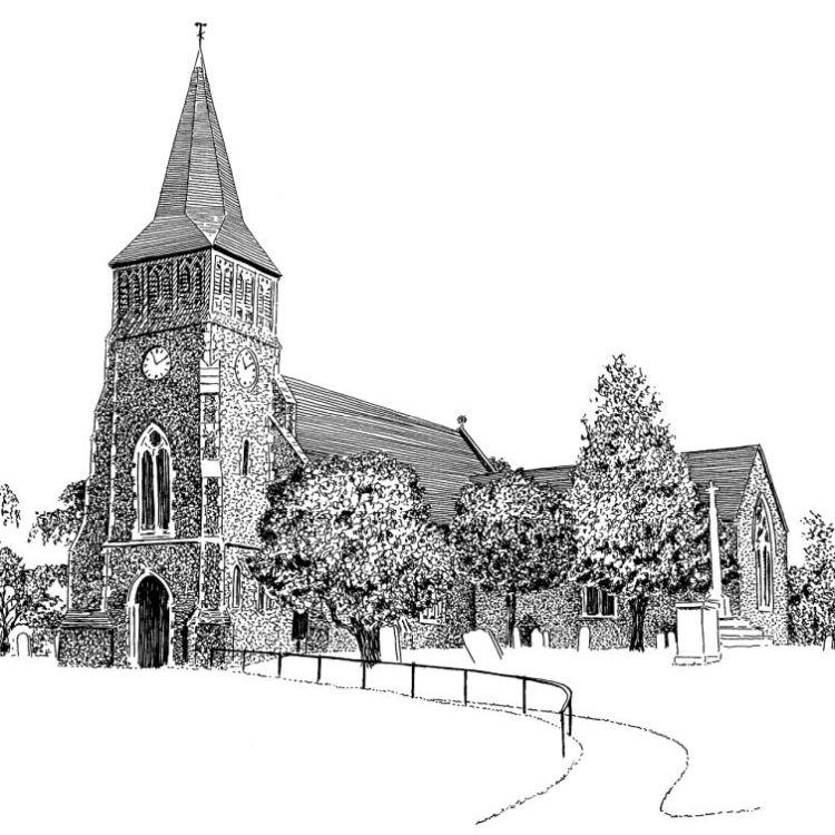 St. Nicholas, Wickham